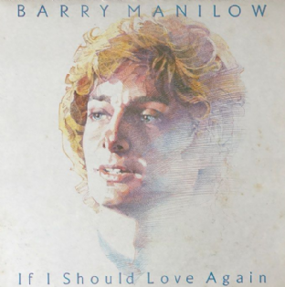 Barry Manilow - If I Should Love Again (LP) (EX/VG-)